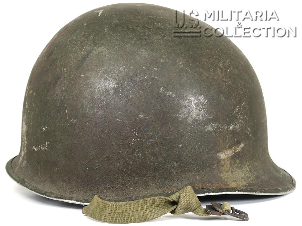 Casque US M1, Pattes Fixes 1942