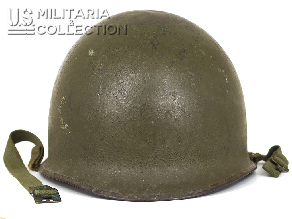 Casque US M1 McCord, pattes mobiles, 1944