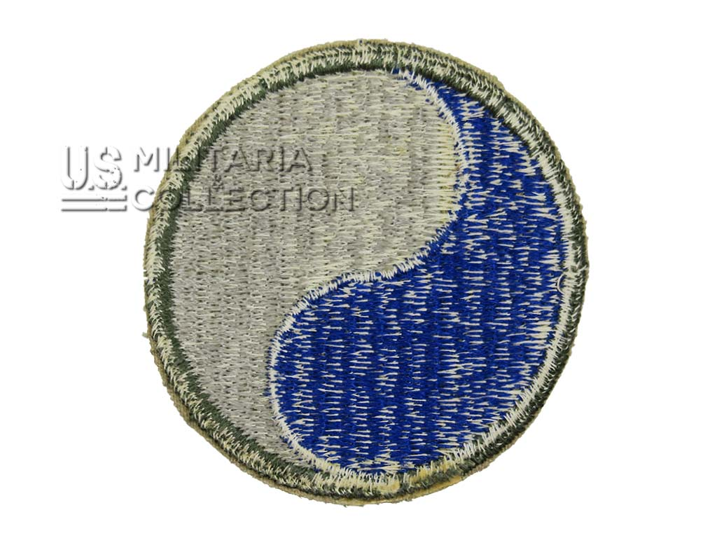Insigne 29th Infantry Division US