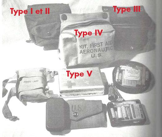 Kit First Aid Aeronautic