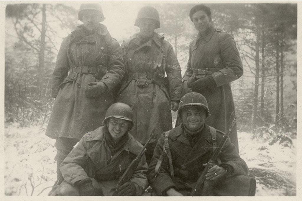 Moufles US Army, Gants en laine, Type I, 1943