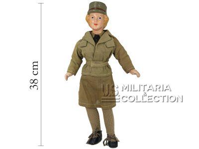Poupée US WAAC 1942, Freundlich novelty corp
