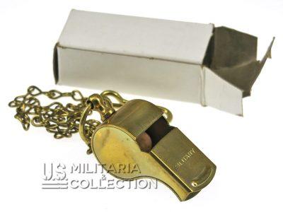 Sifflet US MILITARY laiton
