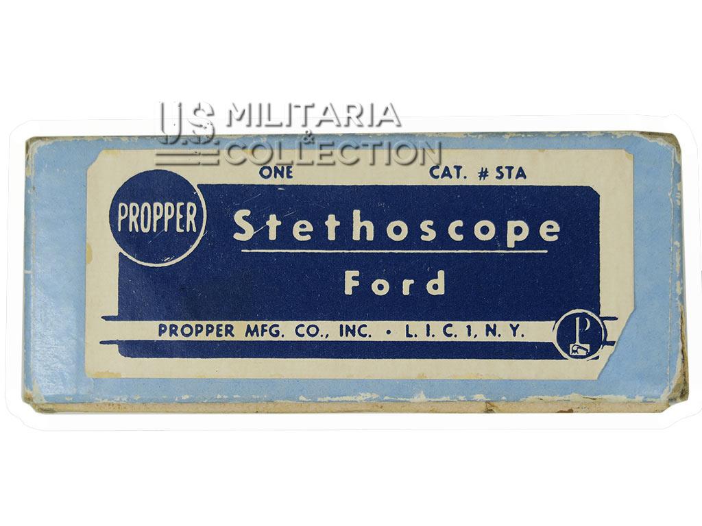 Stéthoscope Ford Medical department, item 3773000