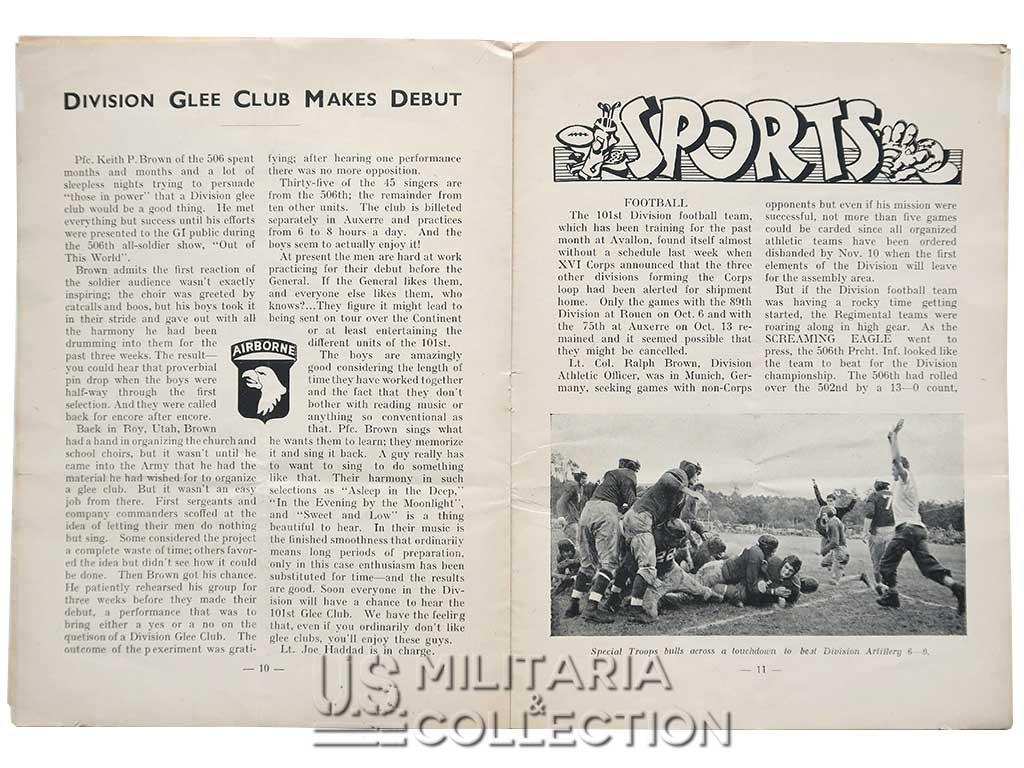 101st Airborne Division Newsmagazine