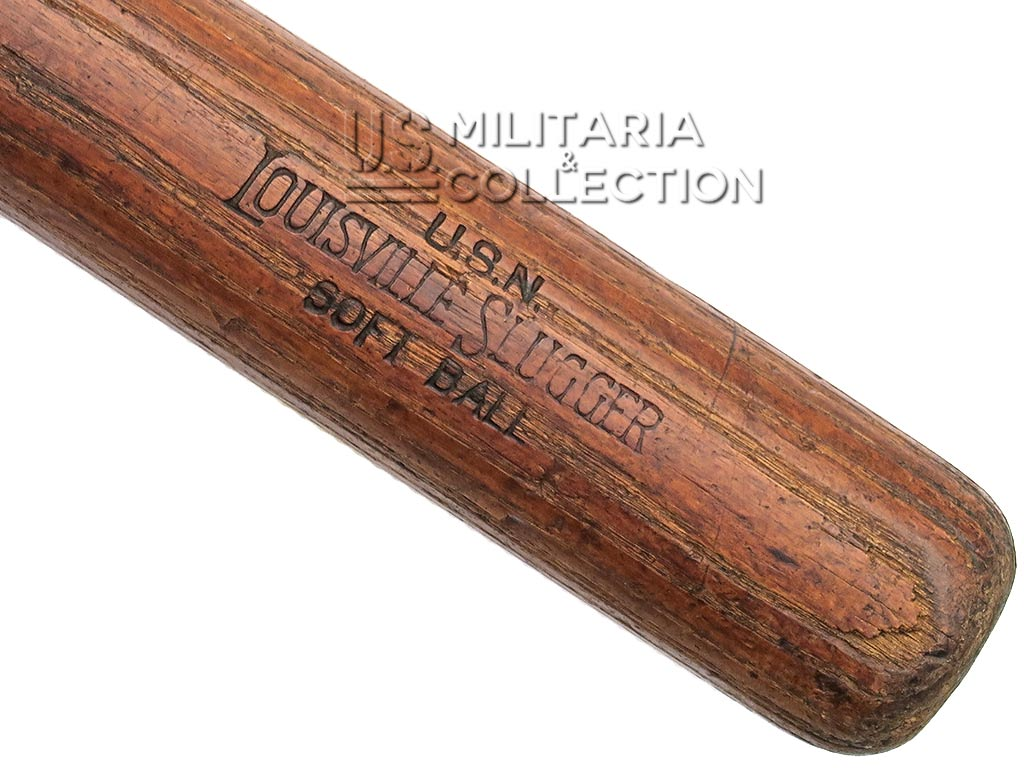 Batte de Baseball, Softball, US Navy, Hillerich Bradsby Co.