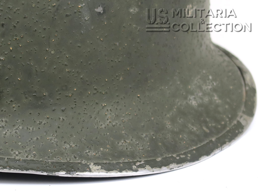 Casque M1 McCord, pattes mobiles 1944