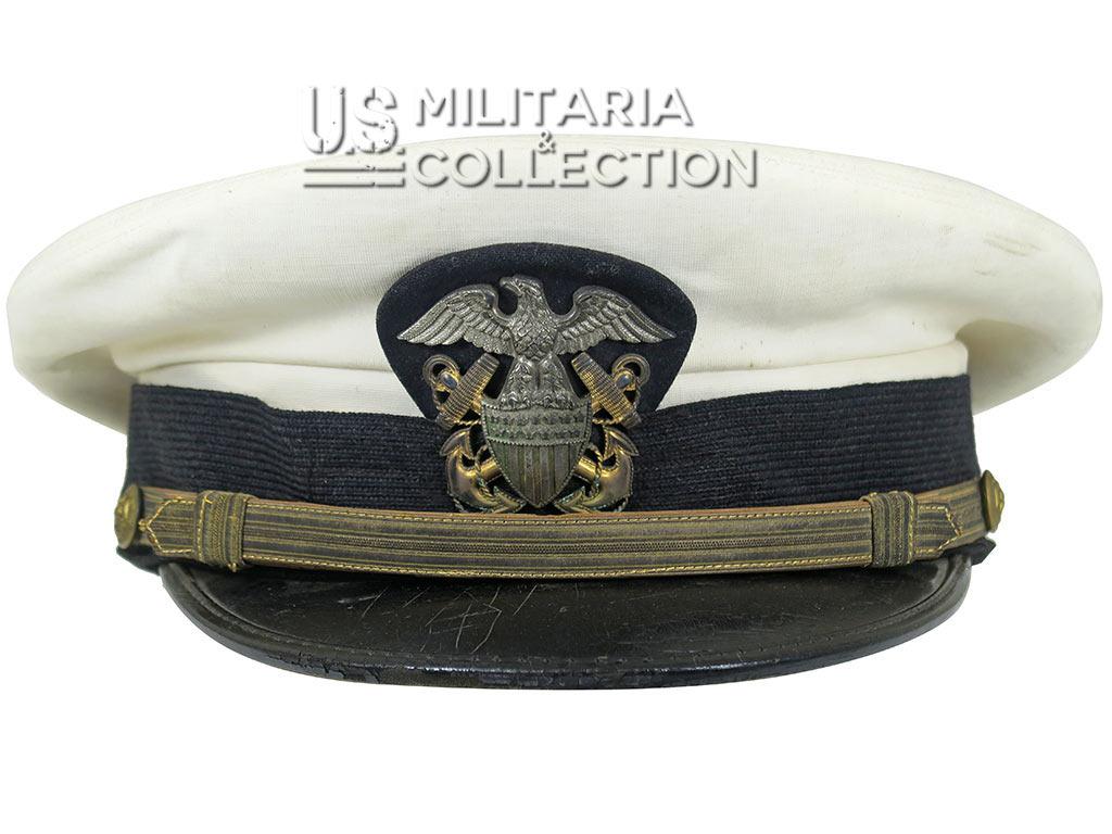 Casquette officier US Navy