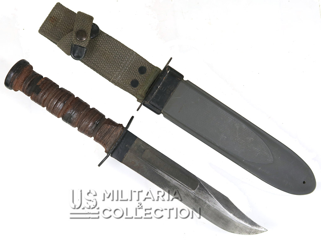 Couteau Robeson Cutlery Co., MK2 US Navy