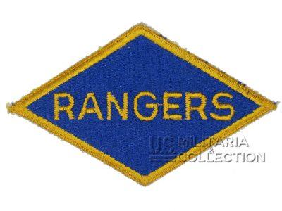 Insigne Rangers. Omaha Beach, pointe du Hoc