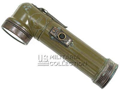 Lampe TL-122-A métal, Eveready