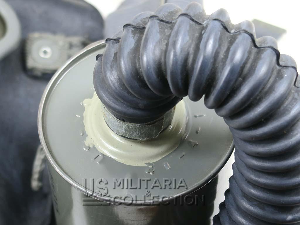 Masque anti-gaz lightweight, 1944