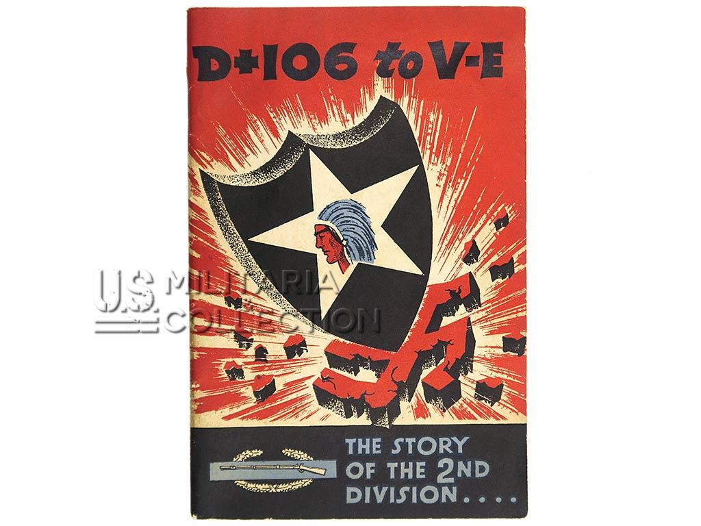 2nd Division, Indian Head, livret historique