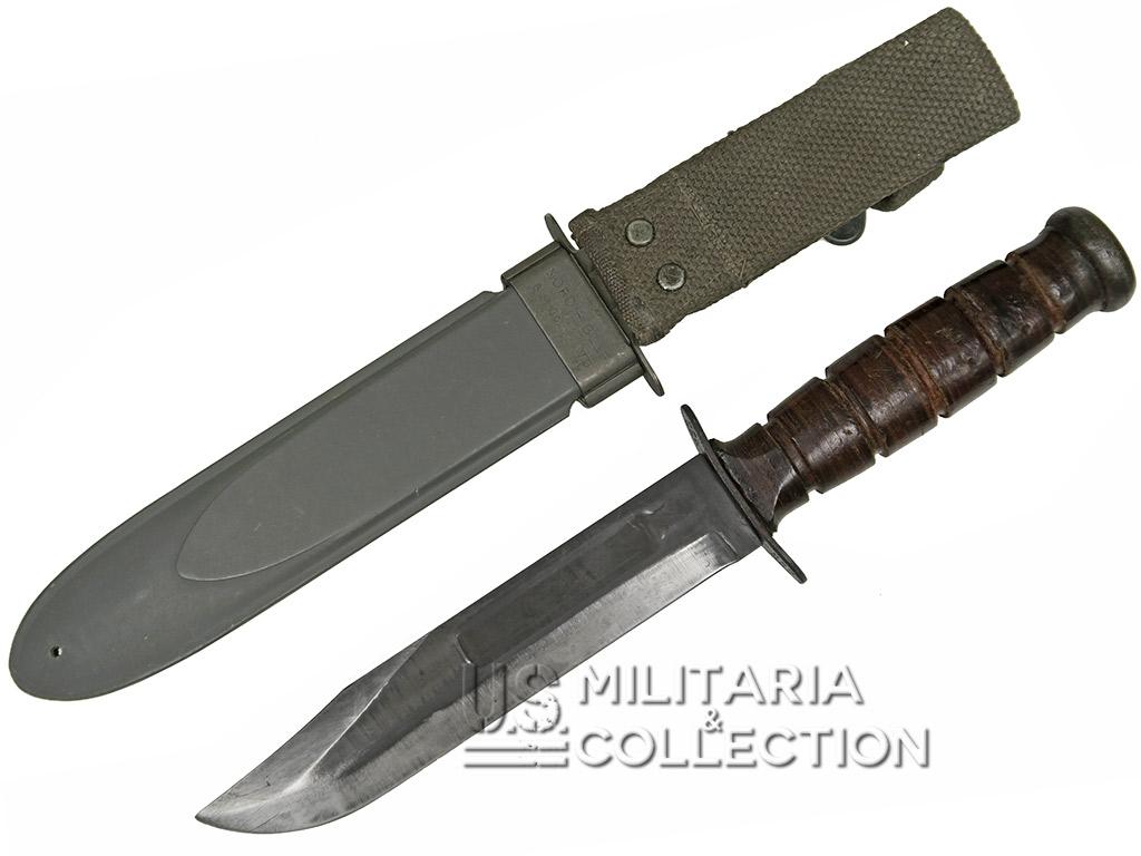 Couteau de combat KA-BAR, USN Mark 2