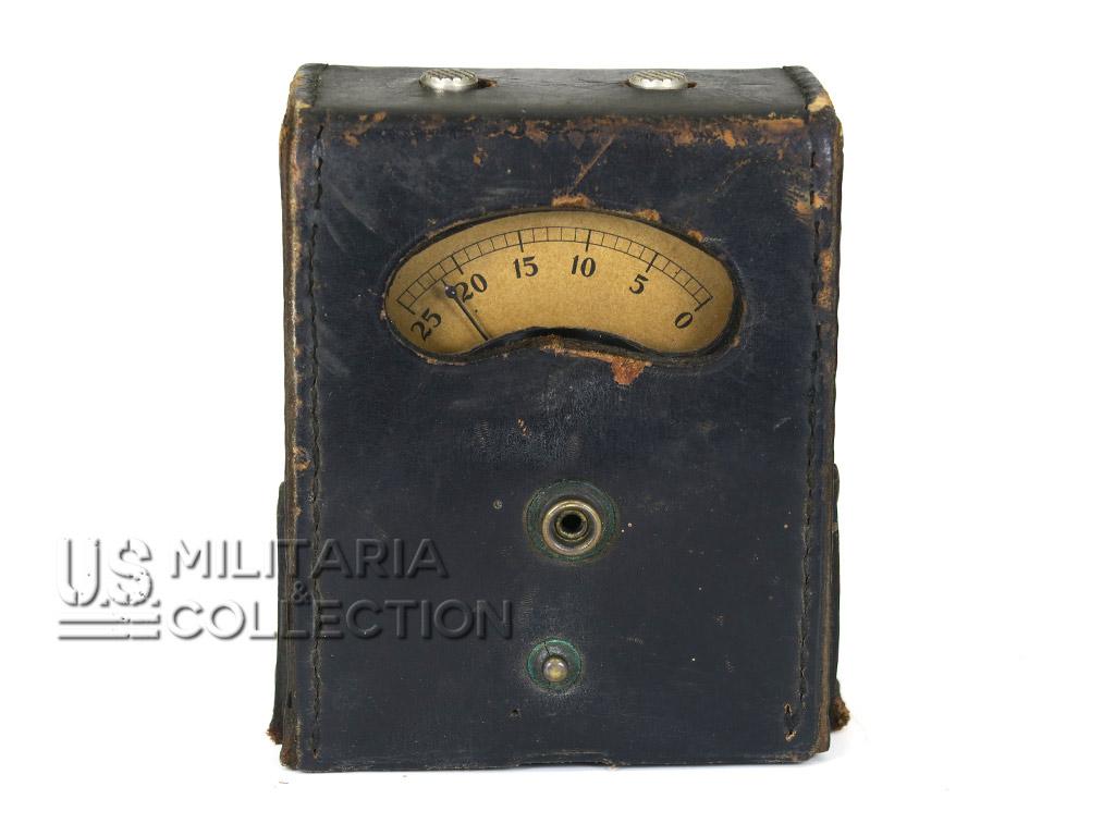Galvanomètre, US Army, Gray Instrument Co.