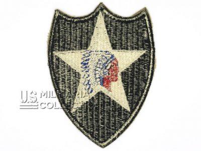 Insigne 2e division infanterie