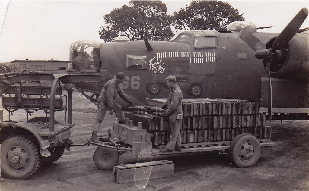B-24 Ford's Folly